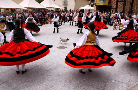2. Fiestas de San Sebastián de los Reyes.