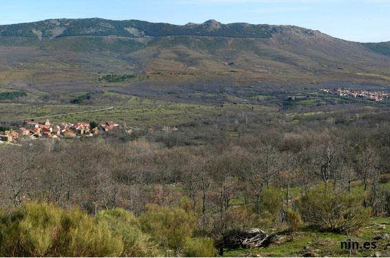 Reservation of the biosphere Sierra del Rincón