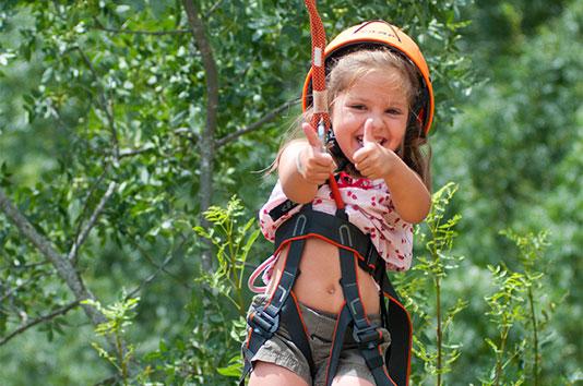 Multi-adventure activities Sierra Norte Madrid