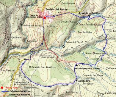 ruta-canada-merinas-mapa