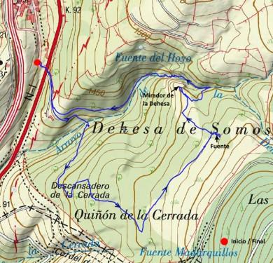 ruta-dehesa-bonita-mapa