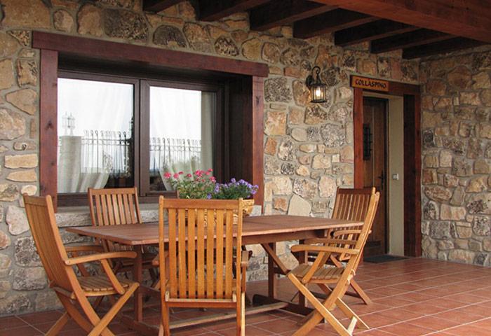 Alojamientos la casona de gascones sierra norte de madrid for Casas de alquiler en la sierra de madrid