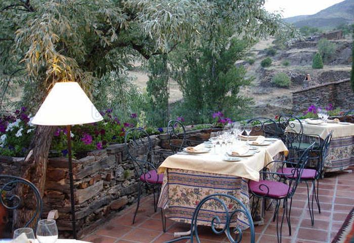 Restaurante el jard n del poleo sierra norte de madrid for Restaurante el jardin madrid