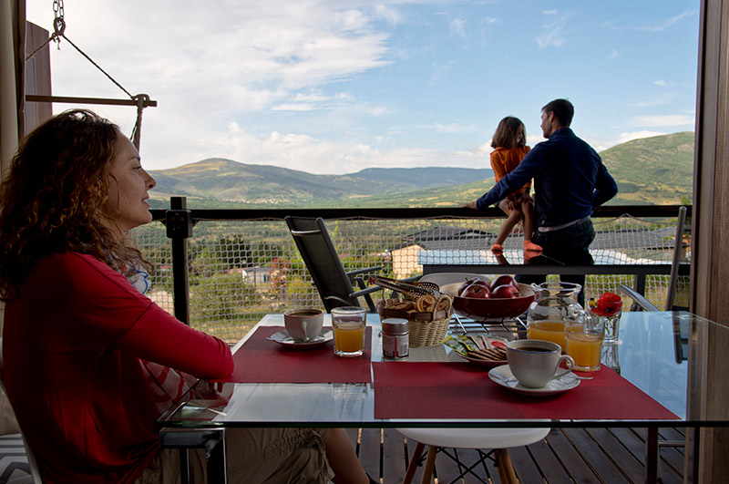 Camping monte holiday sierra norte de madrid for Piscinas sierra norte madrid