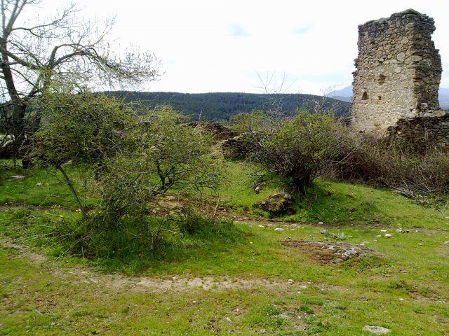 Caserio de la Nava. Imagen cedida por Ayuntamiento de Madarcos