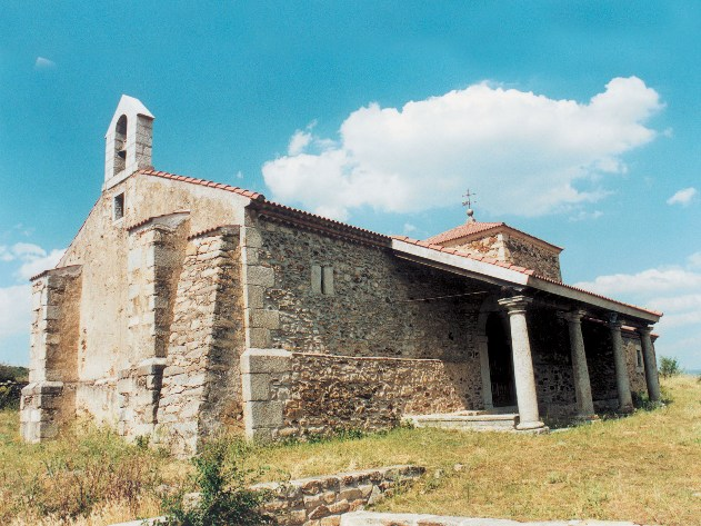 Ermita Buen Suceso (Dirección General de Turismo. Consejería de Economía e Innovación Tecnológica. CAM)
