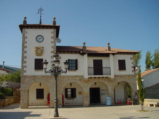 Ayuntamiento. Imagen propia