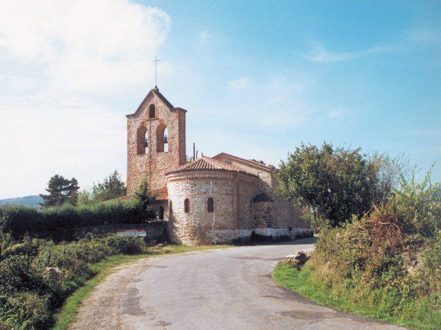 Ermita San Mamés. Imagen de la Dirección General de Turismo, Consejería de Economía e Innovación Tecnológica, CAM