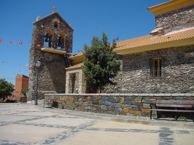 Iglesia de Santa Catalina de Alejandría. Mancomunidad El Atazar