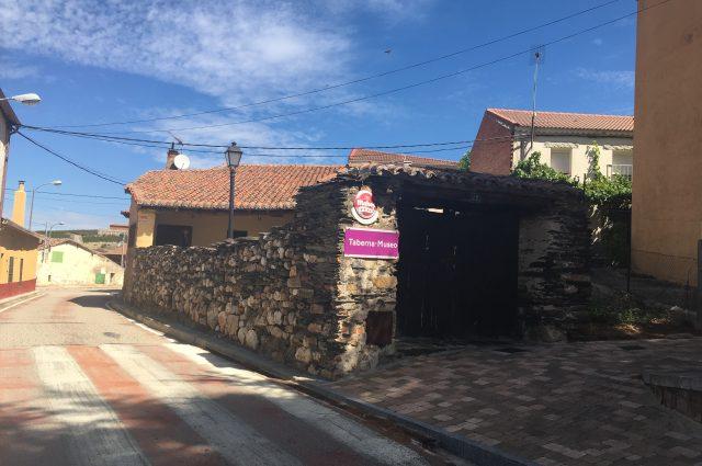 Taberna-Museo Etnográfico. Ayuntamiento de Robledillo de la Jara