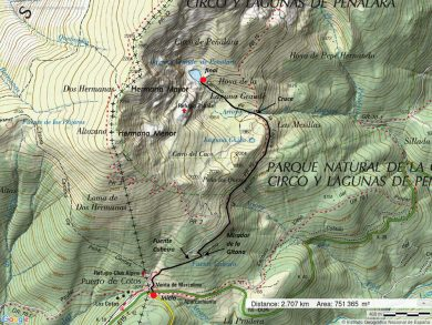 Ruta Laguna Grande Peñalara
