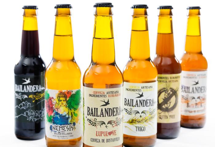 cerveza bailandera