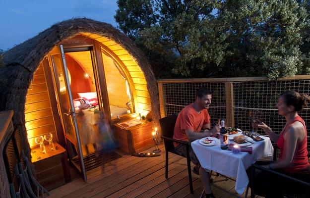 Cabaña En Los árboles Multiaventura Y Granja Para Familias Aventureras Sierra Norte De Madrid