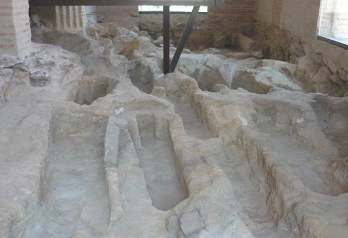 necropolis de pradena