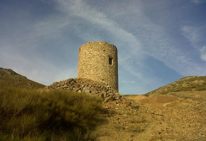 torre de la mina