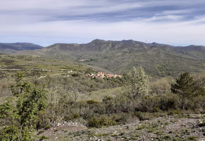 Sierra del Rincón-dehesa hiruela Biosphere Reserve