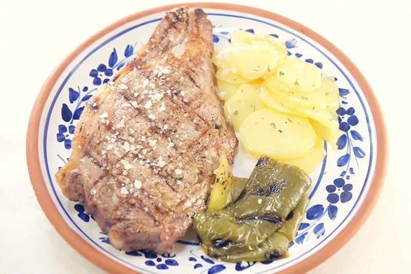 meat sierra norte de madrid