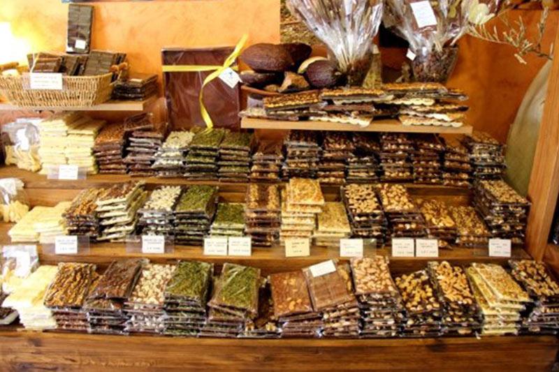 chocolate sierra north of madrid