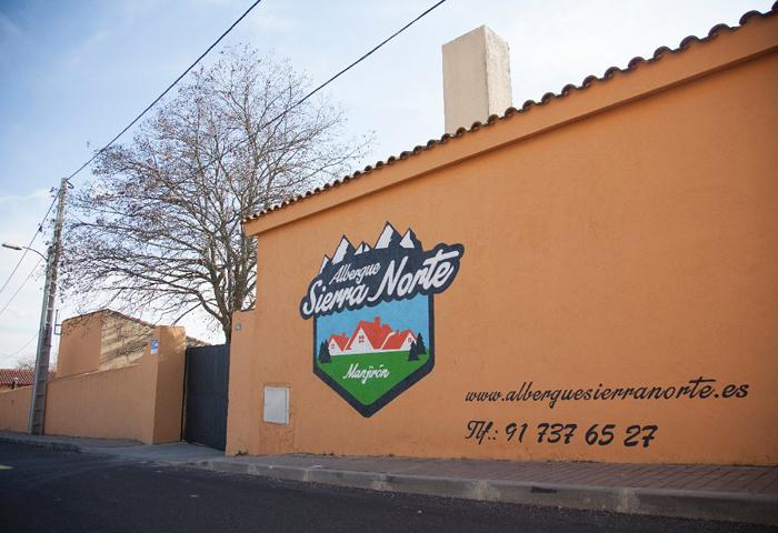 hostel sierra norte