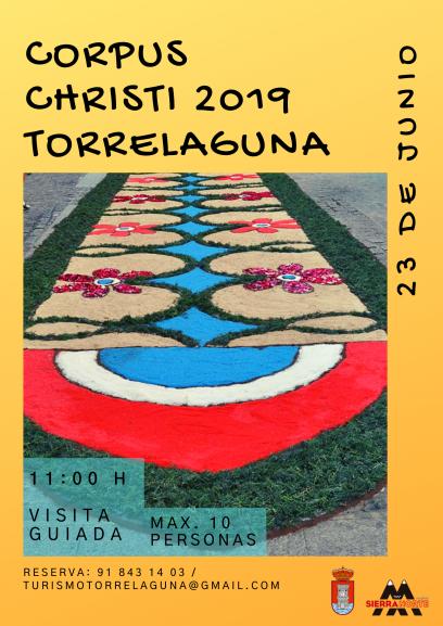 Corpus Christi en Torrelaguna