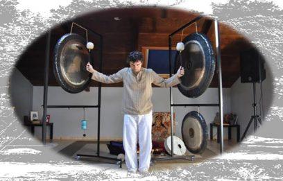 Baño de Gong, un concierto de música ancestral