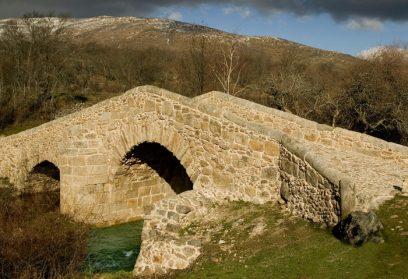 De puente a puente en la Sierra Norte de Madrid