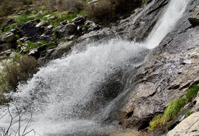 Navarredonda-San Mamés: descubre uno de los saltos de agua más altos de la Sierra Norte de Madrid