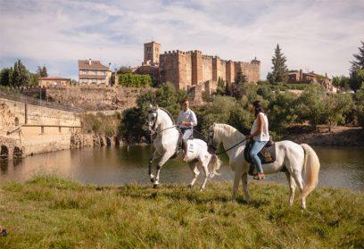 La Sierra Norte de Madrid a caballo
