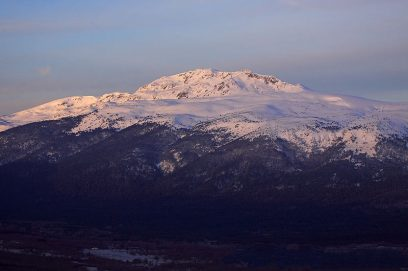 New Year, new trip … to the Sierra Norte in Madrid