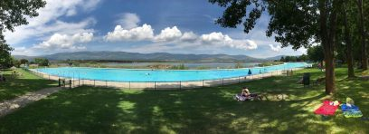 The most natural pools of Madrid, they are in the Sierra Norte